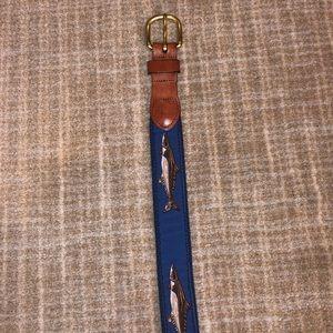 Other - Cobia stitch belt sz 32-34